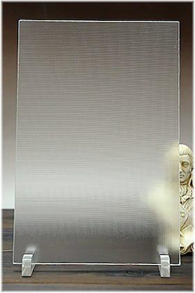 チェッカーガラス(リストラルK) A4サイズガラス
