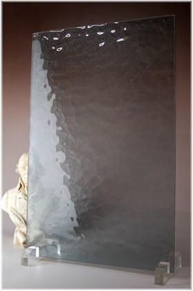 キャセドラルMIN(グレー) A4サイズガラス