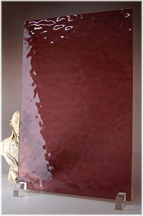 キャセドラルMIN(パープル) A4サイズガラス