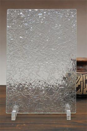 トライアングル A4サイズガラス