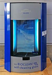 バイオクリーンガラス