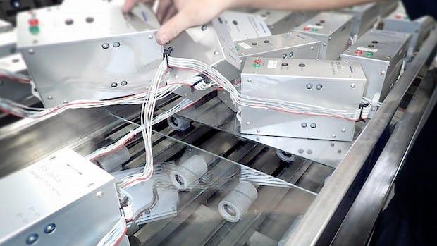 部品に使うガラスの性能を公開。機械に使うガラスが決まる!