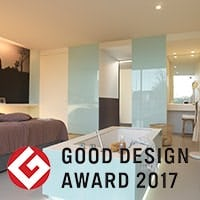 ラコベルプリュム2017年度グッドデザイン賞受賞
