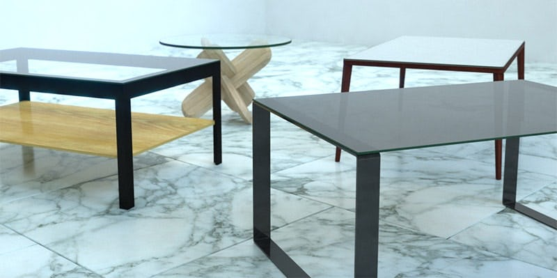 ガラステーブル選び方